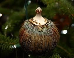 pheasant ornament etsy