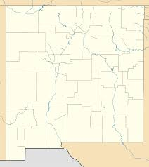 New Mexico State Map by List Of Counties In New Mexico Wikipedia