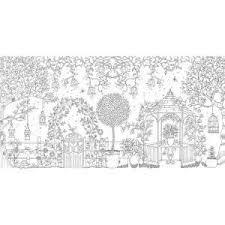 secret garden coloring book efizzle
