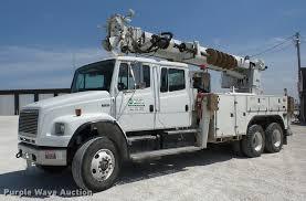 electric truck for sale 2002 freightliner fl80 digger derrick truck item k6476 s