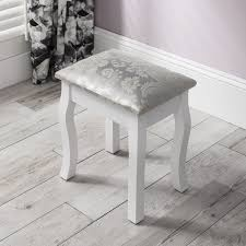Vanity And Stool Set Bench Dressing Table Bench Sonoma Dressing Table Stool Ms Vanity