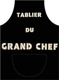tablier de cuisine homme rigolo tablier de cuisine original gallery of tablier silhouettes with