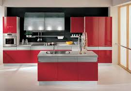 Kitchen Design Black And White Red Kitchen Design U2013 Quicua Com