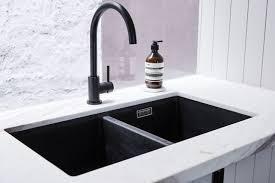 sinks black kitchen sink taps matte black kitchen mixer