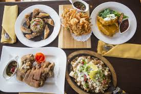 Home Trends Dishes by At Long Last Filipino Food Arrives What Took It So Long The