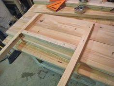 How To Build Kitchen Table by Diy Farmhouse Bench The Plant Farmhouse Bench And Small Dining