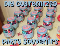 customized souvenirs time and losing it diy abby cadabby birthday party