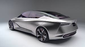nissan vmotion 2 0 concept makes world debut at north american