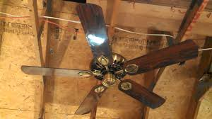 antique brass ceiling fan hunter second century original ceiling fan model 23900 in antique