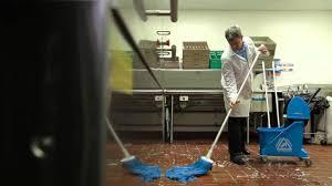 Kitchen Floor Cleaner by Ecolab Wash U0027n Walk No Rinse Floor Cleaner Innovation Youtube