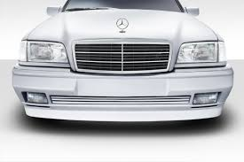 2000 c class mercedes duraflex 112832 94 00 mercedes c class fiberglass front bumper