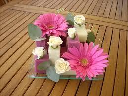 Vase Pour Composition Florale Art Deco Flower Arrangement Réalisez Une Composition Simple Et