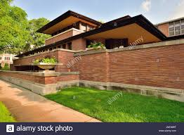 the frederick c robie house a frank lloyd wright home built