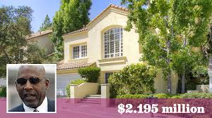 Tom Cruise Mansion by Lakers Great James Worthy Asking 2 195 Million For Westside Home