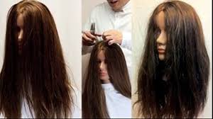 layered hair cut tutorial video dailymotion