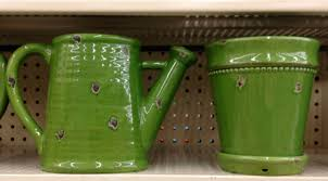 hobby lobby s spring shop driven by decor hobby lobby s spring shop green ceramic pots reg price 3 99 9 99 regular pots 15 99 watering can pot