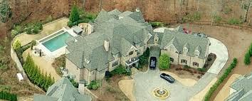 celebrity home addresses joe johnson s house atlanta georgia