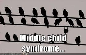 Middle Child Meme - middle child syndrome animal capshunz funny animals animal