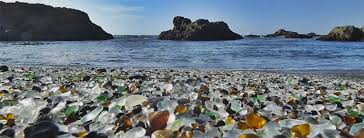 glass beach glass beach has a hidden secret fort bragg california 50 roads