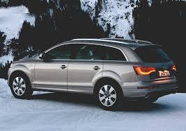 Audi Q7 Diesel - comparo 2014 audi q7 tdi vs infiniti qx60 hybrid john