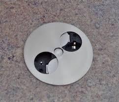 einbausteckdose küche einbau steckdose twist 2 fach einbausteckdose für apl deckel