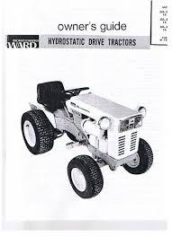 ingersoll 4016 garden tractor yesterday u0027s tractors