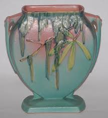 Roseville Vases Ebay 72 Best Art Pottery Roseville Images On Pinterest Roseville
