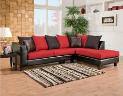 Black And Red Sofa Set Designs Living Rooms A B Furniture
