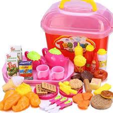 cuisine bebe arshiner bébé enfants cuisine jouets simulation snack bricolage