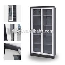 sliding glass cabinet door sliding door metal bookcase sliding door metal bookcase suppliers