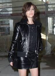 charlotte gainsbourg amber valetta and more saint laurent fall