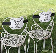 Chair Decorations Chair Sashes Chair Banners