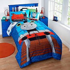 Thomas The Tank Duvet Cover Thomas The Tank Engine Reversible Comforter Set Bed Bath U0026 Beyond
