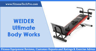 Chair Gym Review Weider Ultimate Body Works Home Gym Review