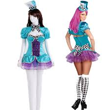 Womens Mad Hatter Halloween Costume Buy Wholesale Mad Hatter Costume Women China
