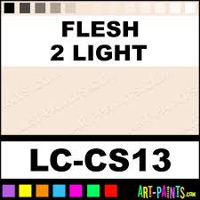 flesh 2 light flesh set airbrush spray paints lc cs13 flesh 2