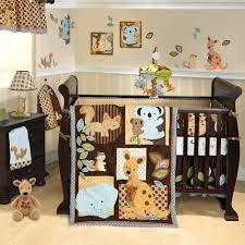monkey nursery theme nursery bedding sets ideas monkey themed