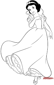 86 disney princess coloring pages snow white snow white