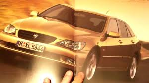 lexus wagon jdm jce10w jdm altezza gita brochure review youtube