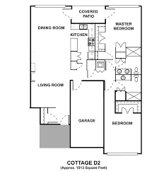 cottage homes floor plans vancouver senior housing spacious patio homes