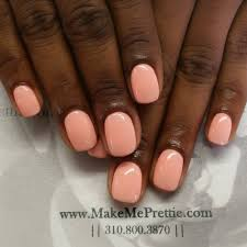 this is an acrylic overlay no tips were placed on the nails