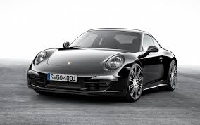 Porsche Boxster Black - porsche 911 u0026 boxster black editions announced with 2016 update