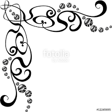 corner ornament stock image and royalty free vector files on