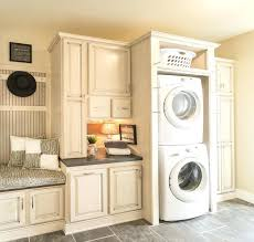 Laundry Room Storage Cabinets Ideas - farmhouse storage and organization ideas farmhouse laundry