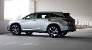 big lexus car lexus goes big with an extra large rx350l and rx450hl crossover