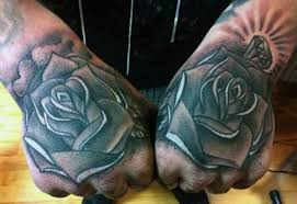 100 rose hand tattoos pretty rose tattoo 2 rose hand tattoo