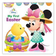 Minnie Mouse Easter Book Jerrod Maruyama On My Easter From Disneybaby