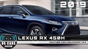 lexus ux spied 2019 lexus rx 450h review youtube
