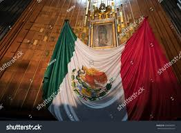 mexico citymexico december 262016 image virgin stock photo