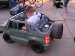 power wheels cadillac escalade custom edition modified power wheels project escalade jeep